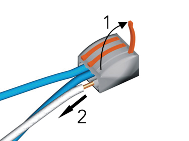 Protocole remplacement spots EMC
