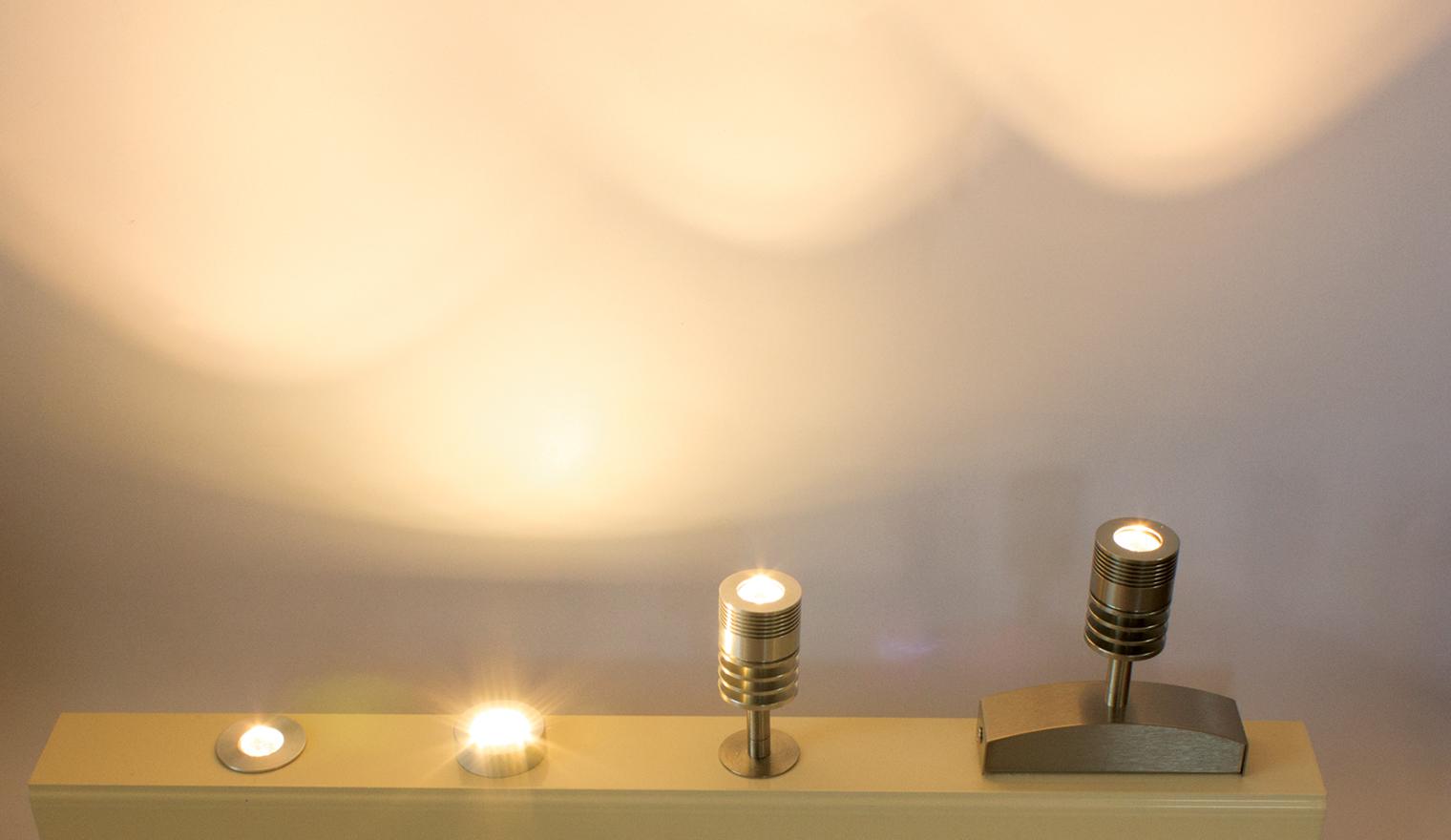 Gamme LED série EMC Eclairage veranda